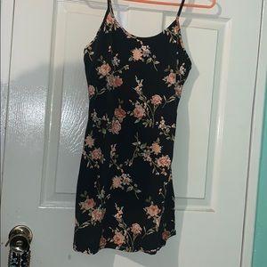 Mini, dress, backless